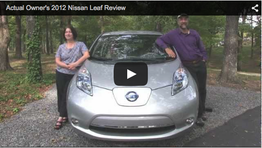 Electric Car Review – Nissan Leaf
