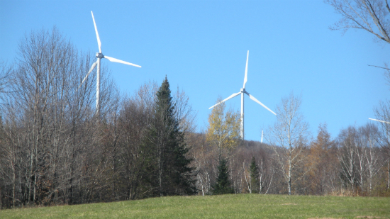 Washington Electric Co-op opposes wind moratorium legislation