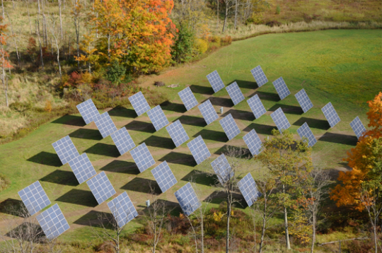 Proposed Vermont Solar Farm at Risk