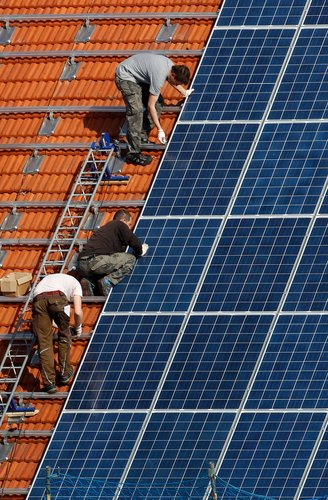 Solar Power Begins to Shine as Environmental Benefits Pay Off