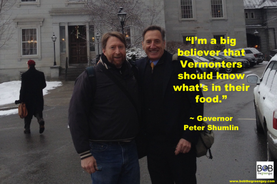Will Vermont be first state to require GMO labeling?