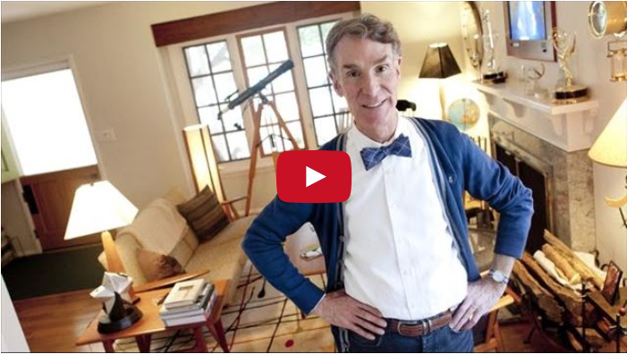Bill Nye on making his home use energy more efficiently