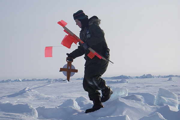 Cathleen Geiger on Sea Ice