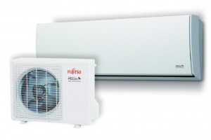 Here's an example of a modern heat pump
