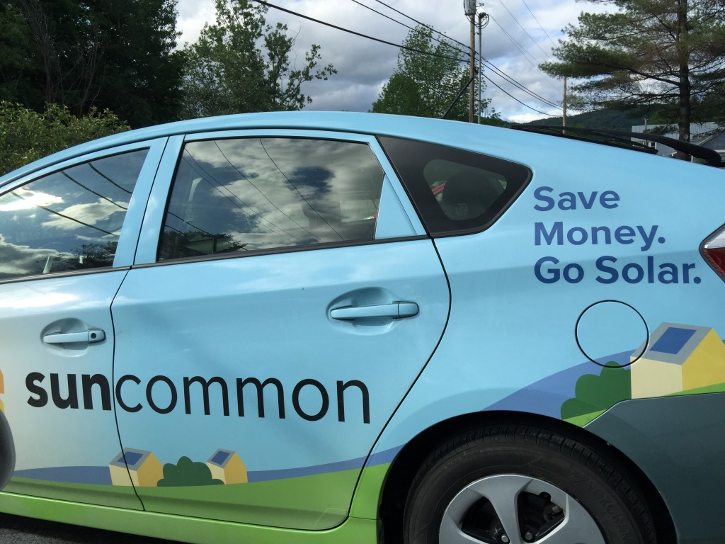 Vermont solar installer, Suncommon, Divests 401Ks from Fossil Fuels