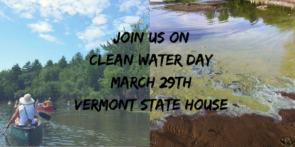 Vermonters Celebrate Clean Water Day