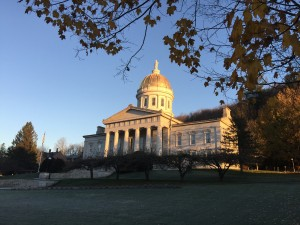 Vermont State Capital Building, Montpelier Vermont