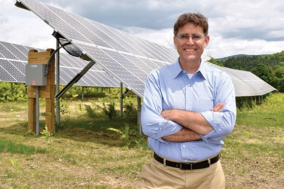 Norwich Solar Technologies and Upper Valley Aquatic Center Take on Solar Project