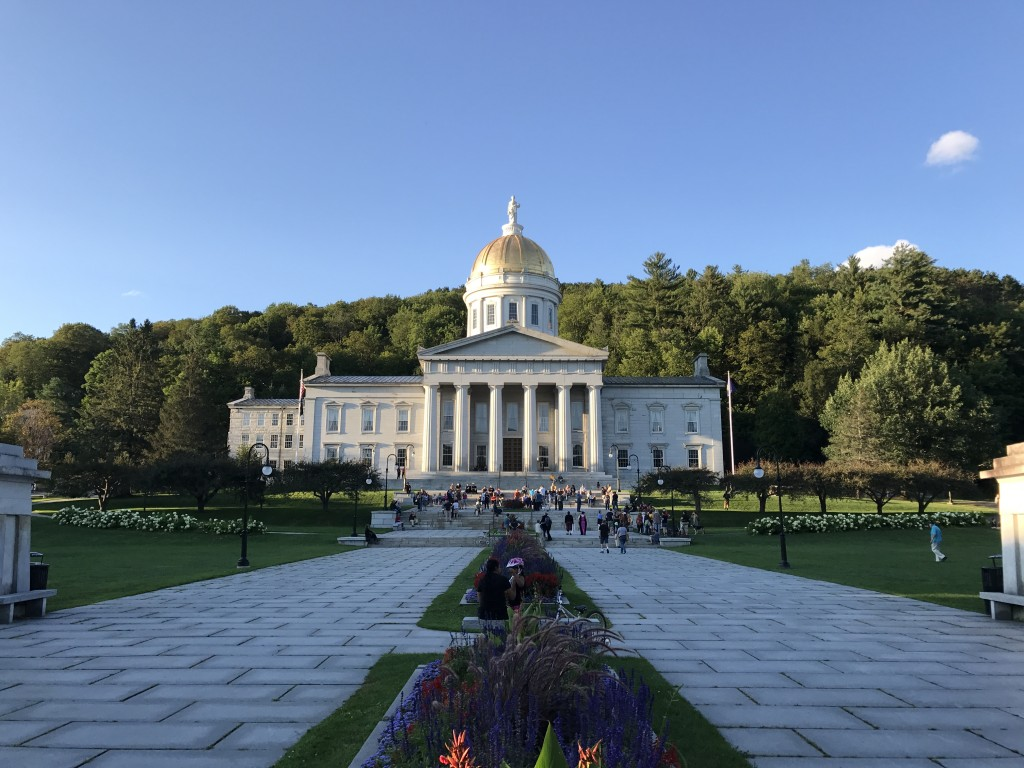 Solidarity with Charlottesville from Montpelier Vermont