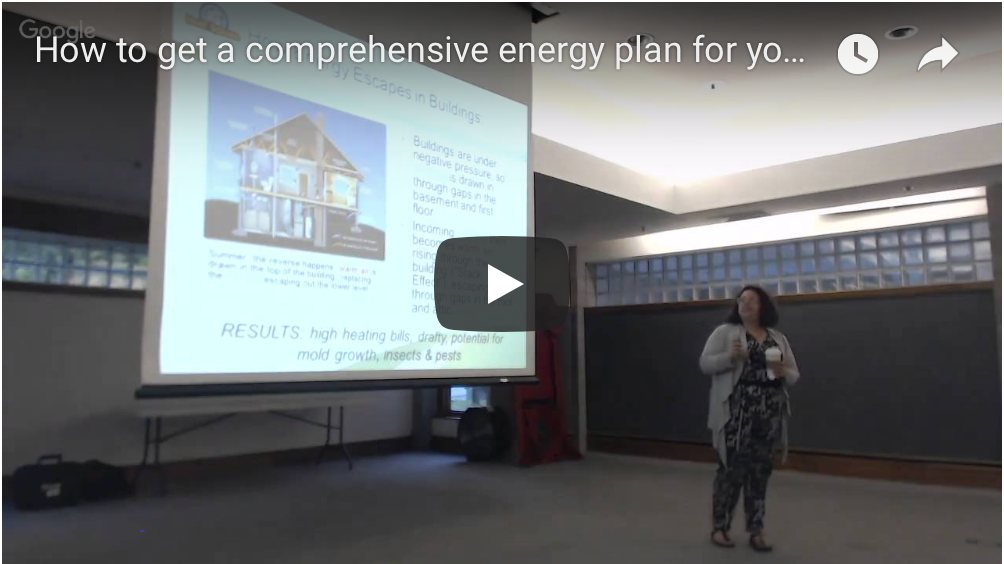 How to get a comprehensive energy plan for your home