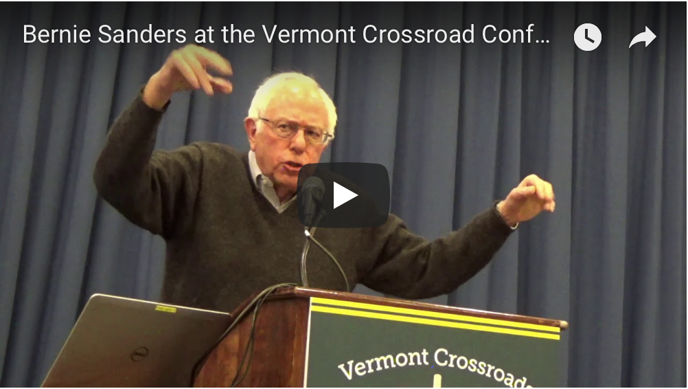 The Vermont Crossroads Conference