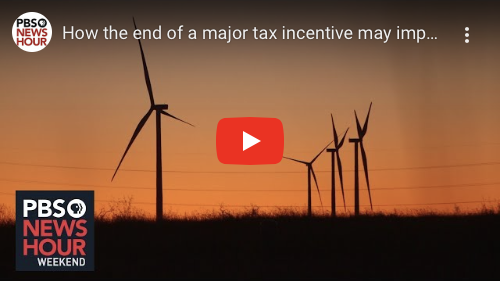 After the incentives, will wind sustain?